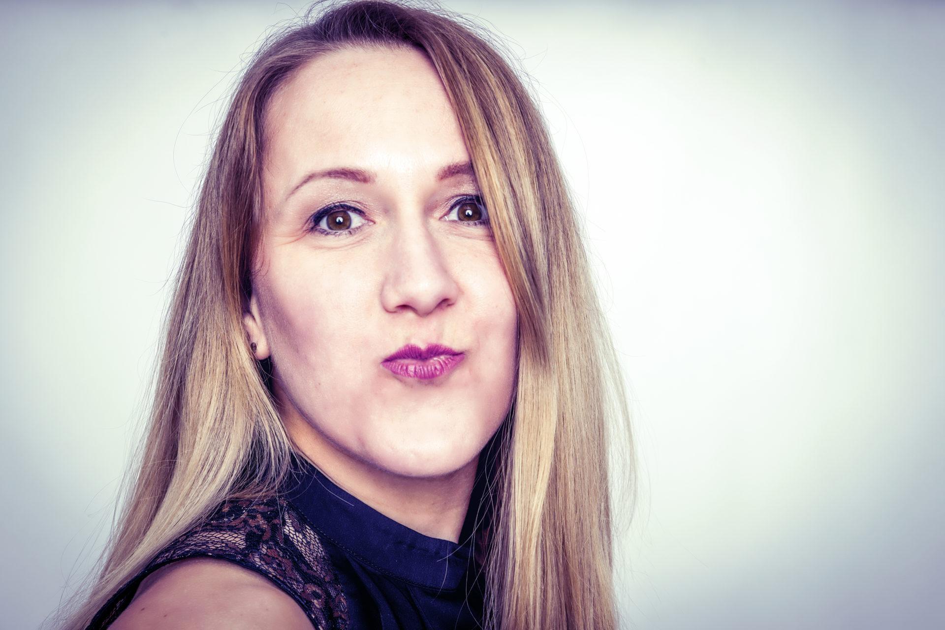 Kristin Agness - Das bin ich