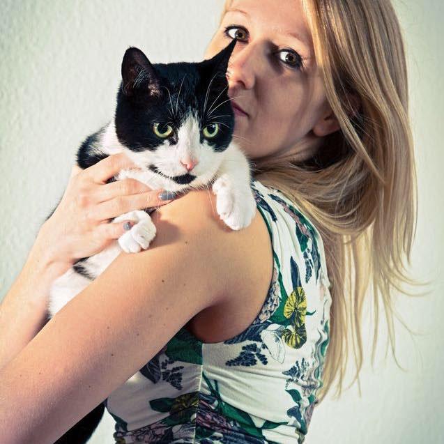 Kristin mit Shelly
