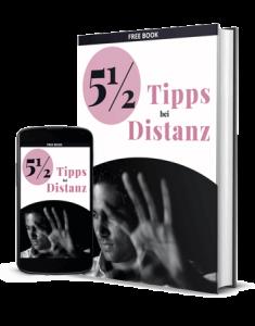 bookcover Distanz in der Beziehung