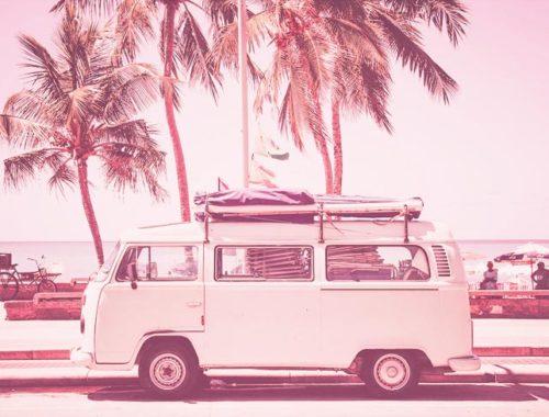 VW Camper - Wünsche leben Bucket-List