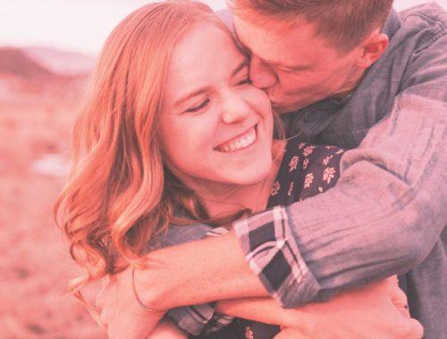 Mehr Liebe von Deinem Partner - glückliches Paar