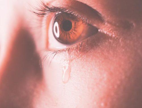 Über das Weinen