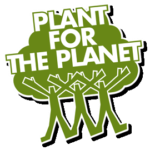 Logo plant for the planet