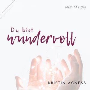 Cover Meditation Du bist wundervoll